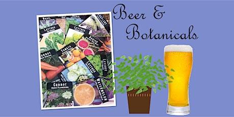 Beers & Botanicals- September tickets