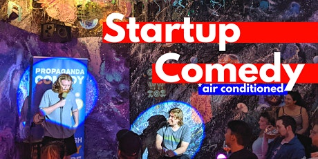 Start Up Comedy #8 - English Stand Up Comedy - Tech and other Accidents tickets