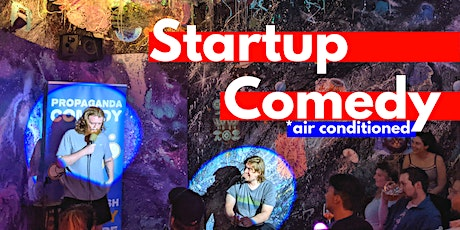 Start Up Comedy #9 - English Stand Up Comedy - Tech and other Accidents tickets