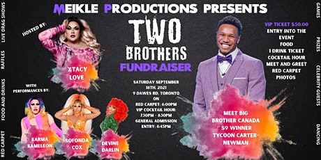 Two Brothers Web Series Fundraiser tickets