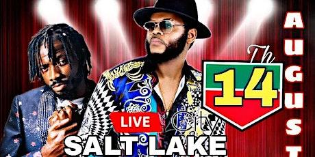BM LIVE IN SALT LAKE CITY tickets