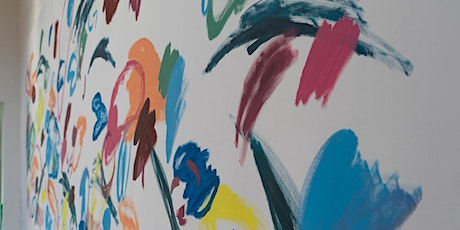 Workshop: Painting and Mark-making with artist Salome Tanuvasa tickets