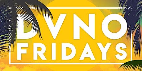 DVNO Fridays at Vanity - FREE Guestlist tickets
