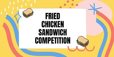Fried Chicken Sandwich Competition tickets