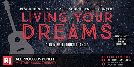 Living Your Dreams Benefit Concert tickets