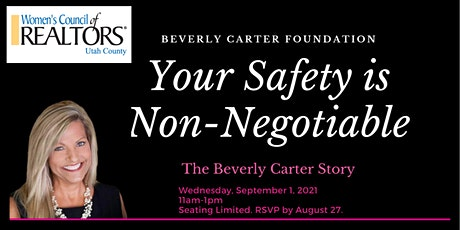 Women's Council of Realtors - Your Safety is Non-Negotiable tickets