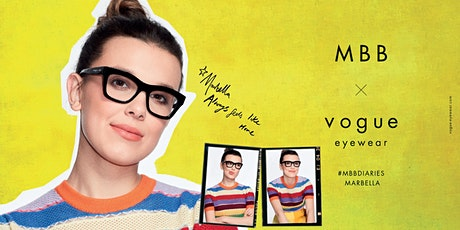 Vogue Eyewear Brand Discovery Virtual Classroom tickets