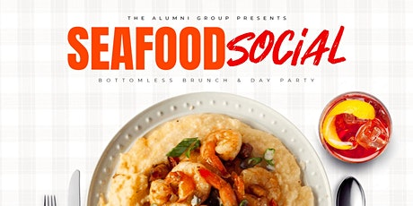 Seafood Social - Bottomless Brunch & Day Party tickets