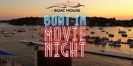 Boat-In Movie Night tickets