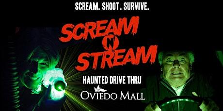 Scream n' Stream Haunted Drive tickets