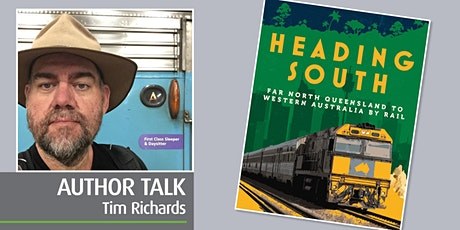 Travel Australia: Heading South with Tim Richards tickets