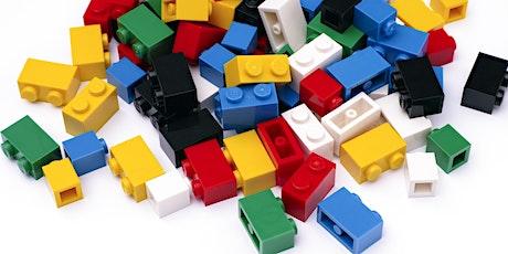 Jurassic Brick Park Lego Workshop tickets