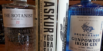 The different styles of Gin!