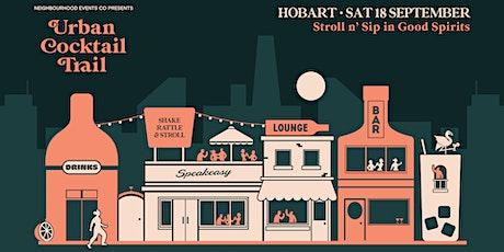 Urban Cocktail Trail - Hobart (TAS) tickets