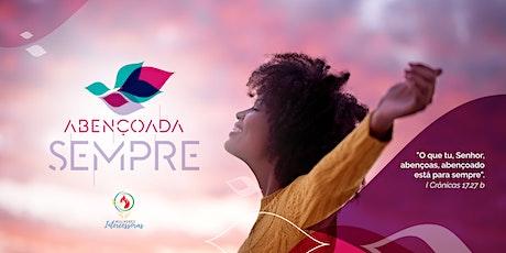 Congresso Mulheres Intercessoras Online 2021 ingressos