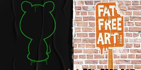 Sour Mouse x Fat Free Art : Street art showcase tickets