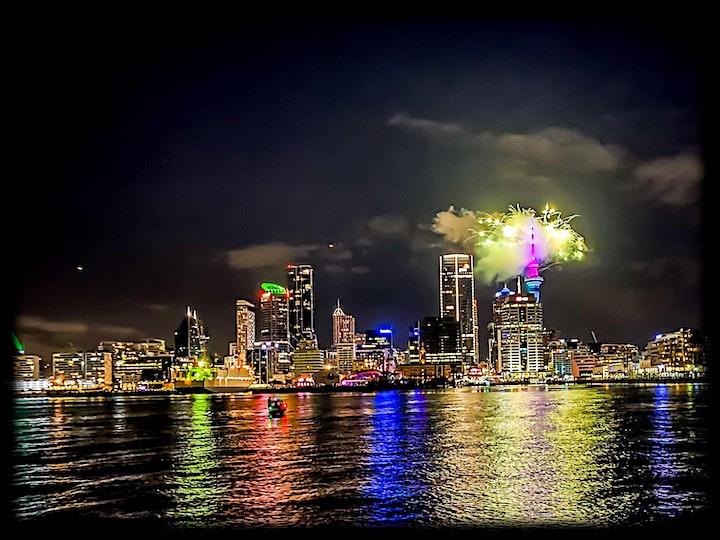 2021 New Years Eve Fireworks Cruise image