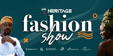 The Heritage Fashion Show tickets