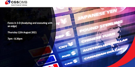 Forex in 3-D (Analyzing and executing with an edge) tickets