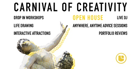 Carnival of Creativity   August Open House 2021 tickets