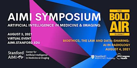 2021 Stanford AIMI Symposium + BOLD-AIR Summit bilhetes