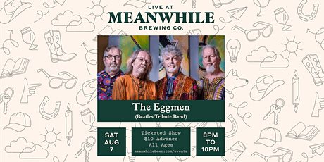 The Eggmen (Beatles Tribute band) tickets