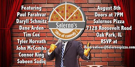 Salerno's Slice of Comedy IV tickets