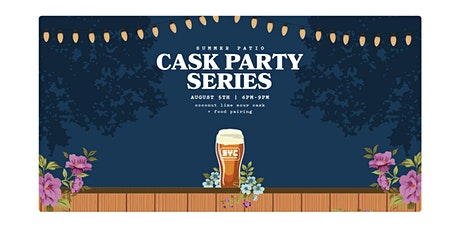 SYC Brewing Cask Beer night @ the Common - Thursday August 5th tickets