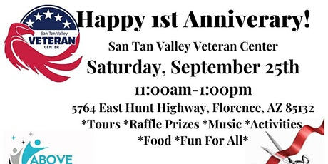 1 Year Anniversary Celebration tickets