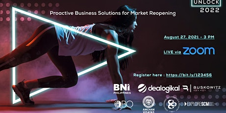Unlock 2022: Post pandemic business solutions tickets