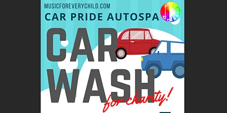 Fundraiser Car Wash for Special Needs Children tickets