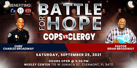 Battle For Hope tickets