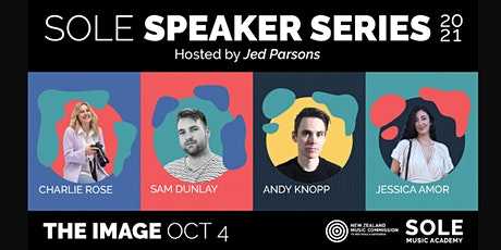 THE IMAGE - SOLE Speaker Series tickets