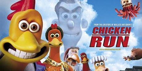 Chicken Run at the Drive-In tickets