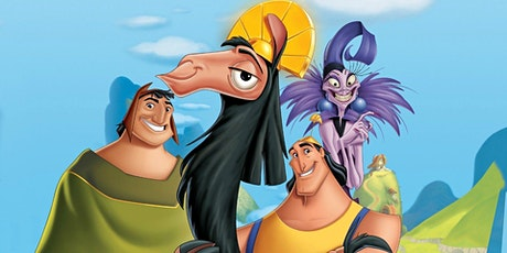 Emperor's New Groove at the Drive-In tickets