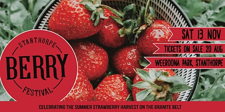 Stanthorpe Berry Festival tickets