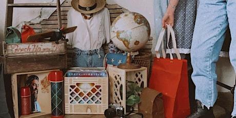 Vintage & Handmade Goods MAMMOTH SALE tickets