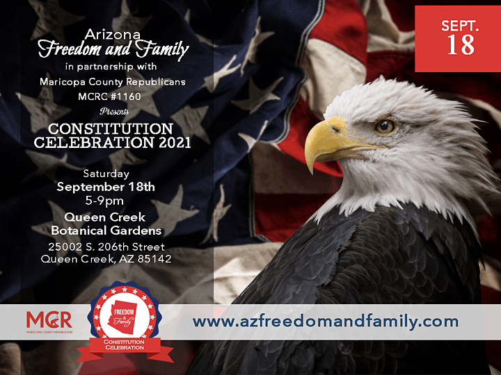 Constitution Celebration 2021 image