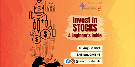 Invest in Stocks: A Beginner's Guide tickets