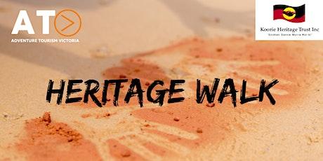 ATV Koorie Heritage Cultural Walk tickets