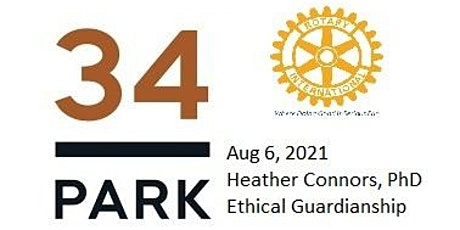 Aug 6, 2021- Andover Rotary, Special Guest speaker- Heather Connors tickets