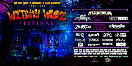 Witchy Wubz Festival 2021 - An Immersive Halloween, Music, & Art Experience tickets