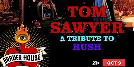 TOM SAWYER (RUSH TRIBUTE) at BrauerHouse Lombard tickets