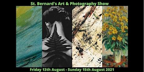 St. Bernard's Primary School 2021 Art & Photography Show tickets