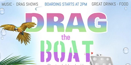 Drag the Boat : Over the Rainbow (Prague Pride 2021) tickets