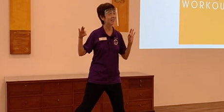 Brain & Body Exercises for Seniors - Tampines in Aug tickets