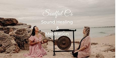 Sound Healing & Meditation tickets