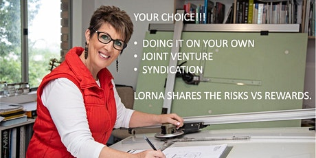 YOU CHOOSE! Doing it on your own or Joint Venture Vs NEXT LEVEL Syndication tickets