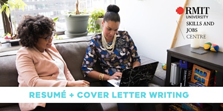 Resume and Cover Letter Writing for Young People tickets
