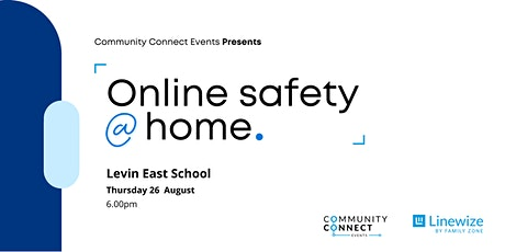 Online Safety - Taitoko Kahui Ako Community Connect Event tickets